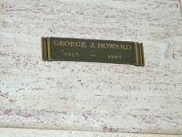 George Howard crypt at Beth Olam cemetery