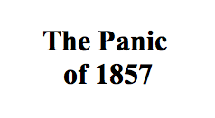 Economy and Culture—Readings, 1845-1865: