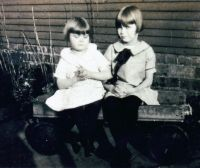 Margaret Edna Peck and Mary Lois Peck