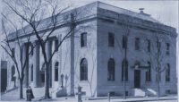 U.S. Post Office, Marion, Grant County, IN, c. 1908